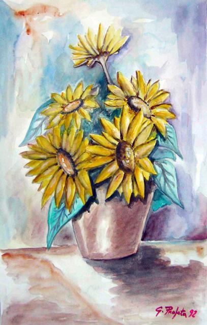 Fiori gialli