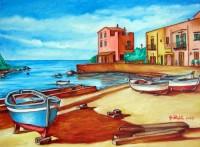 Barca a Santonicolicchia