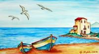 Barche a Sant'Elia