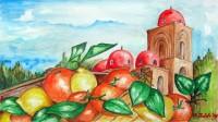 Frutta a S. Giovanni degli Eremiti