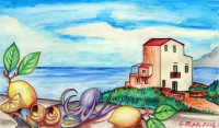 Frutti di mare a Sant'Elia
