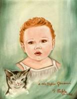 Giovanni con gattino