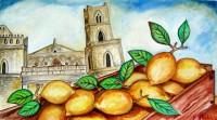 Limoni a Monreale