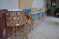 Opere di Gaetano Profeta alla mostra d'arte collettiva 2013-2014