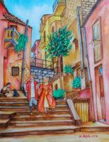 Il principe in via Lorello