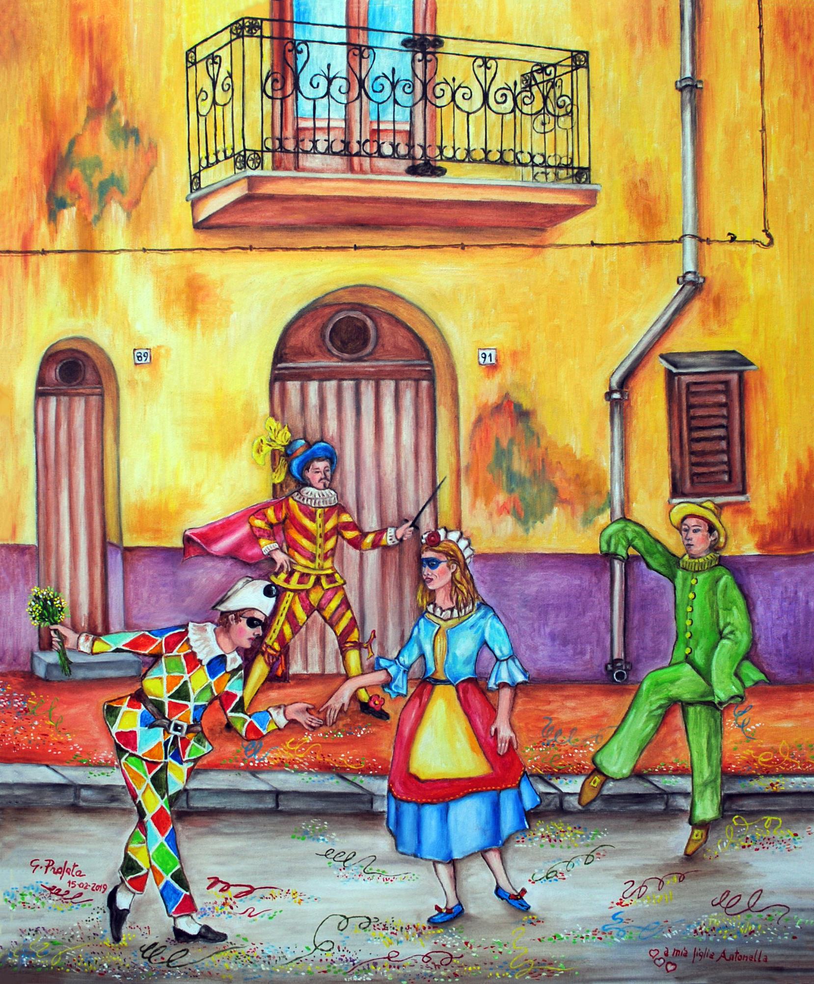 Carnevale al corso di Belmonte