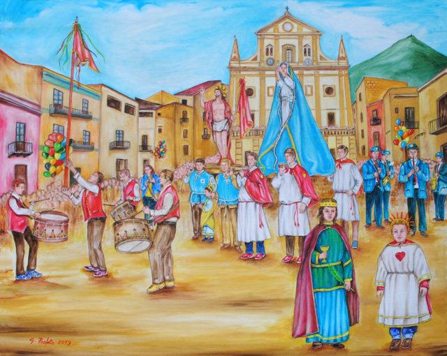 Pasqua a Belmonte